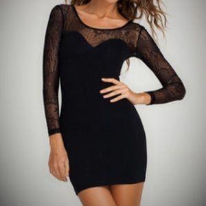 ⭐️ Motel Rocks Lace Sexy Bodycon Mini Dress 🌟